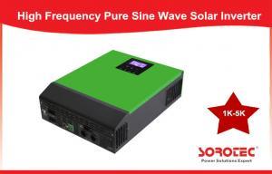 China 5KVA 4KW  Single Phase Off Grid Solar Power Inverters System for Fridge on sale