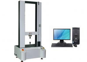 China Seat Belt Tensile Testing Machine , Spring Force Tester Computer Control For Wire Rope on sale