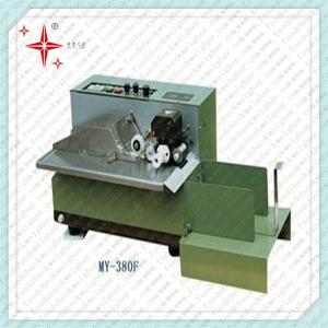 China date coding machine print Mfg. and Expiry Milk package film  on sale