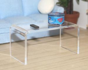 China Elegant Acrylic Coffee Table   Cocktail Table  Side Table   Lucite Furniture on sale