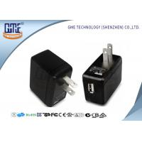 China Wall Mounted Universal USB Power Adapter European Standard UL Certificated on sale