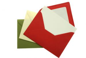 China Coated Paper Birthday Greeting Cards With Envelopes CMYK Color on sale