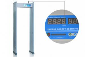China Safety Inspection Walk Through Detector on sale