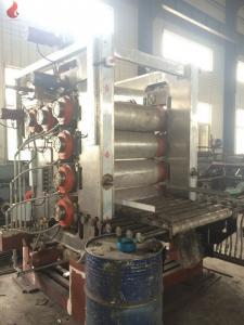 China 1000 calendrier de bâti de petit pain du petit pain cinq de fonte effrayant par alliage de kg/h heure pour le processus de calandrement de PVC on sale