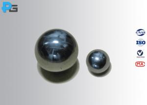 China Diameter 50mm / 12.5mm Test Spheres IP1X IP2X Protection Against Solid Foreign Objects on sale