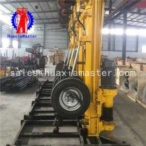 China KQZ-180D Air Pressure and Electricity Joint-action DTH Drilling rig Price  For China on sale