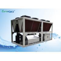 European Standard 330Kw Air To Water Heat Pumps Cental Air Condition High COP