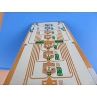 High Frequency PCB | 10 mil RO4350B Circuit Board | Immersion Gold RF PCB