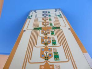 China ROGERS RO4350B PCB Built On 10mil Substrate | High Frequency PCB| RF PCB | Microwave PCB on sale