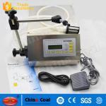 China YG-2 Double Heads Digital Control Pump E-Liquid Bottle Filling  Sealing Band Machine wholesale