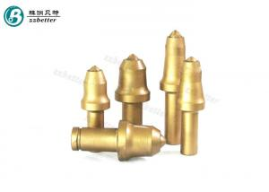 China Conical Auger Rotary Drum Cutters With Tungsten Carbide Tips For Coal Machine on sale