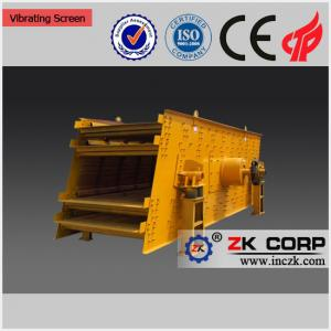 China Mining equipment vibrating screen on sale on sale