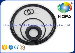 China DAEWOO SOLAR 130W-III Hydraulic Motor Seal Kits 37S0C001-80 PTFE NBR Materials on sale