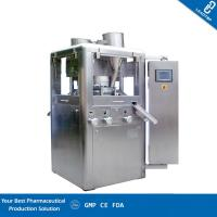 China Automatic Rotary Tablet Press Machine / Candy Press Machine Stainless Steel Material on sale
