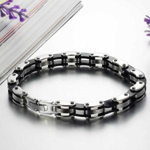 China High Quality Tagor Stainless Steel Jewelry Fashion Bracelet TYGL112 on sale
