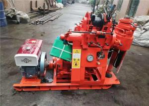 China Home Use Water Drilling Machine , Hydraulic Rotary Drilling Rig Machine on sale