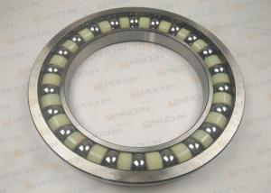 China High Speed Stainless Steel Ball Bearings , Single Row Angular Contact Ball Bearings BA205-10 on sale
