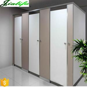 Quality Bathroom stall phenolic sheet supplier white and black for sale for sale : phenolic door - pezcame.com