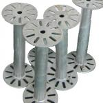 Versatile and Patented Roof Solar Mounting System Hook Mounting Brackets in Silver Applied to Corrugated Roof