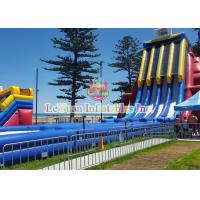China Australian Standard Giant Water Slide Help Release Anxiety And Pressure on sale