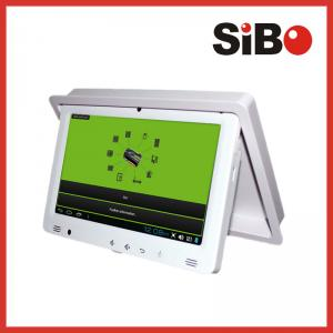 China 9 Inch Android POE Wall Mount Tablet PC For Inwall Flush Mount on sale