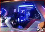 Children Amusement Park Equipment Electric 1 Player 9D VR Racing Simulator Drive Electric Car