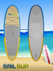 China Factory design Bamboo sup paddle board/ stand up paddle board/fiber glass sup/EPS paddle board/cheap paddle board on sale