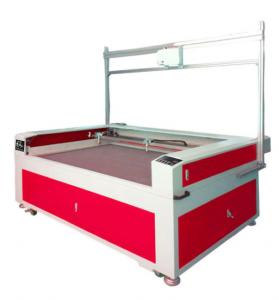 China CNC CO2 Laser Cutting Machine Single Head Honeycomb Platform Positioning 150W on sale