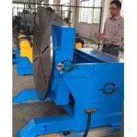 0-135 Dgr Tilting Rotary Welding Positioner Noiseless Operation For Pipe Industry