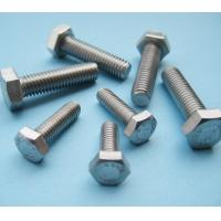 hex bolts and nuts
