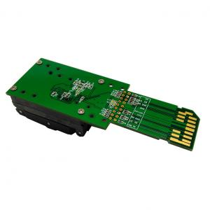 eMCP162/186 reader clamshell structure test socket with SD interface