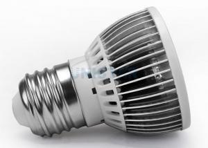 China 3 Watt Cree LED Spotlight Bulb Back Lighting, E27 Base AC85-265V 30º 45º 60º Beam Angle on sale