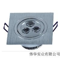 3x1W LED Ceiling light S209