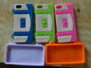 China new latest hot design silicone phone case, TPU, TPR phone case, silicone phone cover on sale