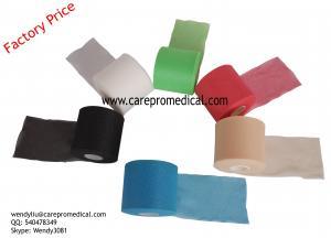 China Pre-wrap Underwrap Foam Bandage Mixed Colors Standard Size 7.5cm*27.5m on sale