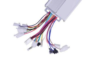 China 6 Mosfet Electric Bicycle Motor Controller 180W - 350W For Electric Bike on sale
