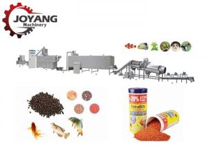China Floating Fish Feed Pellet Making Machine Fish Feed Processing Machine on sale