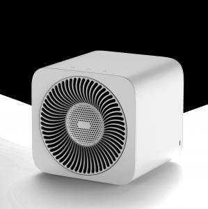 China Desktop Air Purifier Humidifier EPI030 White H13 Filters For Home Allergies UV Lamp on sale