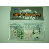 China Custom Animal Shape Printed Colored Sticky Notes , Cheap Personalized Scratch Pads on sale