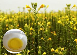China Evening Primrose Natural Plant Extract Oil Gamma Linolenic Acid 9% CAS 506 26 3 on sale