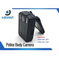 3500mAh Small Police Body Worn Cameras For Law Enforcement High Definition