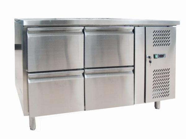 refrigeration classic def counter inch and undercounter drawers drawer custom ready panel under refrigerator double combo freezer