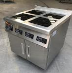 Easy Use Commercial Catering Equipment / Commercial Induction Cooktop RoHs Approved