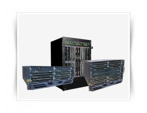 China OPTOSTAR Rack Chassis Ethernet Switch High-density Core Switch 6 Slots 4 Service Slots,2 Main Control Slots on sale
