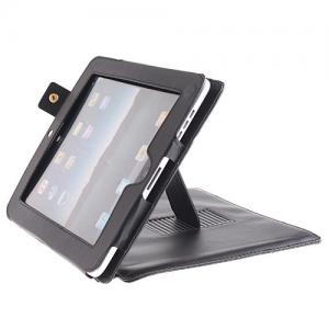 China Flip Sleeve Soft Leather Case Cover stand For ipad on sale