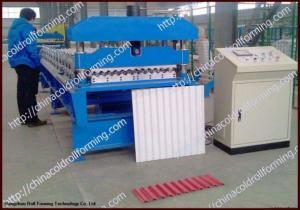 China Corrugated Roof Sheet Making Machine on sale