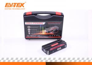 China Emergency Portable 12v Jump Starter 4 USB Smart Output / Portable Auto Jump Starter on sale