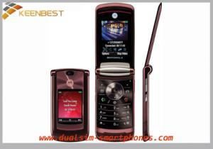 China Refurbished Cellular Phones GSM Motorola RAZR2 V9 on sale