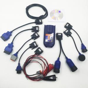 China Nexiq USB Link 125032 / Truck Diagnostic Cable Wireless Connect Nexiq Truck Diagnostic on sale