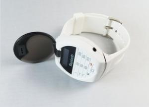 China Name and Number disply,Removable bluetooth watch with mobile phone and tablet on sale